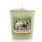 Yankee Candle Olive & Thyme Sampler