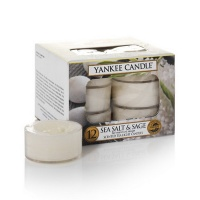 Yankee Candle Sea Salt & Sage Teelichter Tealights