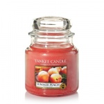 Yankee Candle Summer Peach Housewarmer 411 Gramm