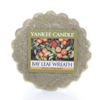 Yankee Candle Bay Leaf Wreath Tart Wachs