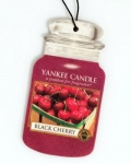 Yankee Candle Car-Jar Duftbäumchen Black Cherry