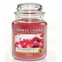 Yankee Candle Housewarmer 623 Gramm Cranberry Ice