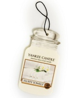 Yankee Candle Car Jar Auto Duftbäumchen Fluffy Towel