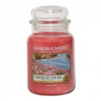 Yankee Candle Garden by the Sea Housewarmer 623 Gramm