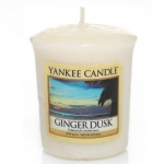 Yankee Candle Ginger Dusk Sampler