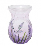 Lavender Crackle Tart Warmer/Duftlampe
