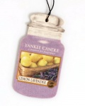 Yankee Candle Car Jar Auto Duftbaum Lemon Lavender