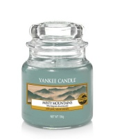 Yankee Candle Misty Mountains  Housewarmer 104 Gramm