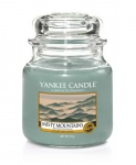 Yankee Candle Misty Mountains Housewarmer 411 Gramm