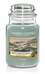 Yankee Candle Misty Mountains Housewarmer 623 Gramm