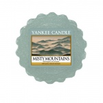Yankee Candle Misty Mountains Tart Wachs