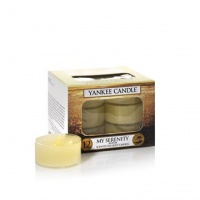 Yankee Candle My Serenity Tea Lights