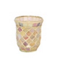 Sampler Holder Mosaik beige Yankee Candle