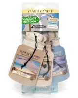 Yankee Candle Car-Jar Duftbäumchen Seacoast Highway