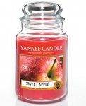 Yankee Candle Housewarmer 623 Gramm Sweet Apple