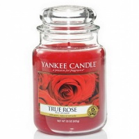 Yankee Candle Housewarmer 623 Gramm True Rose