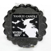 Yankee Candle Tart Witches Brew LE