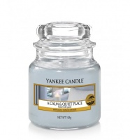 Yankee Candle a calm & Quiet Place Housewarmer 104 Gramm