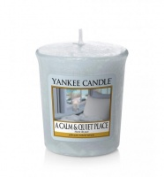 Yankee Candle a calm & Quiet Place Votive Sampler
