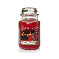 Yankee Candle Cosy by the Fire Housewarmer 623 Gramm