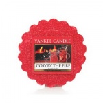 Yankee Candle Cosy by the Fire Tart Wachs