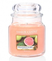 Yankee Candle Delicious Guava Houswarmer 411 Gramm