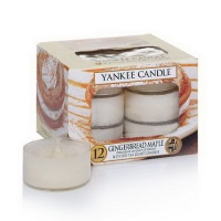 Yankee Candle Gingerbread Maple Tealights Teelichter