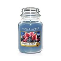Yankee Candle Mulberry & Fig delight Housewarmer 623 Gramm