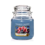 Yankee Candle Mulberry and Fig delight Housewarmer 411 Gramm
