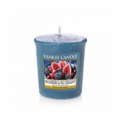 Yankee Candle Mulberry & Fig delight Sampler Kerzen