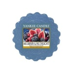 Yankee Candle Mulberry & Fig Delight Tart Wachs Duftöl
