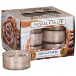 Yankee Candle Pain aux Raisin Teelichter