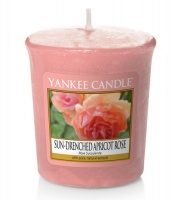 Yankee Candle Sun Drenched Apricot Rose Votive Sampler