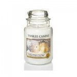 Yankee Candle Winter Glow Housewarmer 623 Gramm