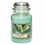Yankee Candle Housewarmer 623 Gramm Aloe Water