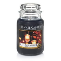 Yankee Candle Autumn Night Housewarmer 623 Gramm