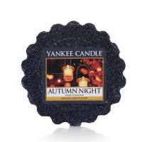 Yankee Candle Autumn Night Tart Wachs