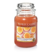 Yankee Candle Honey Clementine Housewarmer 623 Gramm